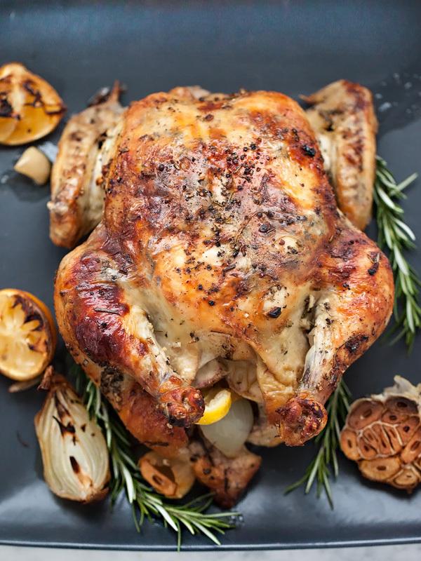 Roast Chicken Recipes For The Easiest Dinner Ever | HuffPost
