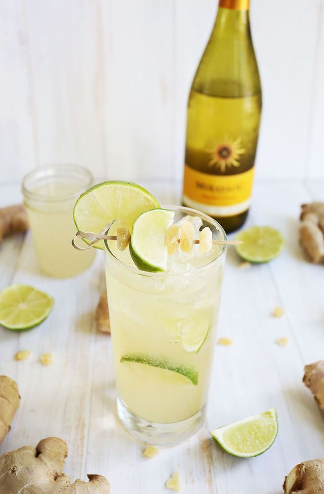 Wine Spritzers That Are Anything But Lame | The Huffington Post