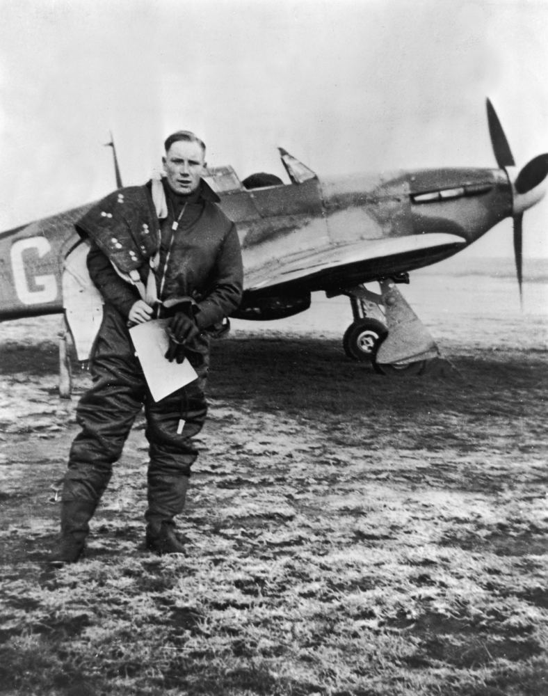 Battle Of Britain Photographs Reveal The Faces Of The ...