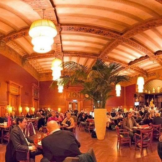 I 10 migliori ristoranti delle stazioni ferroviarie in for Amsterdam migliori ristoranti