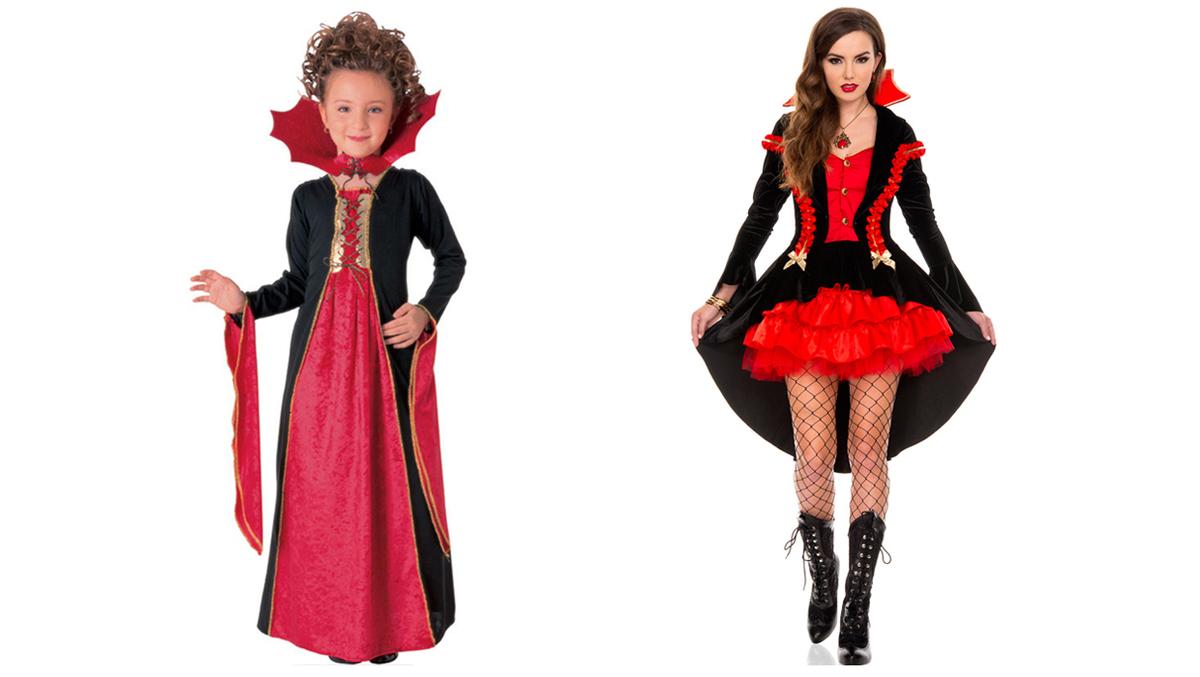 Buddy d red dress victorian