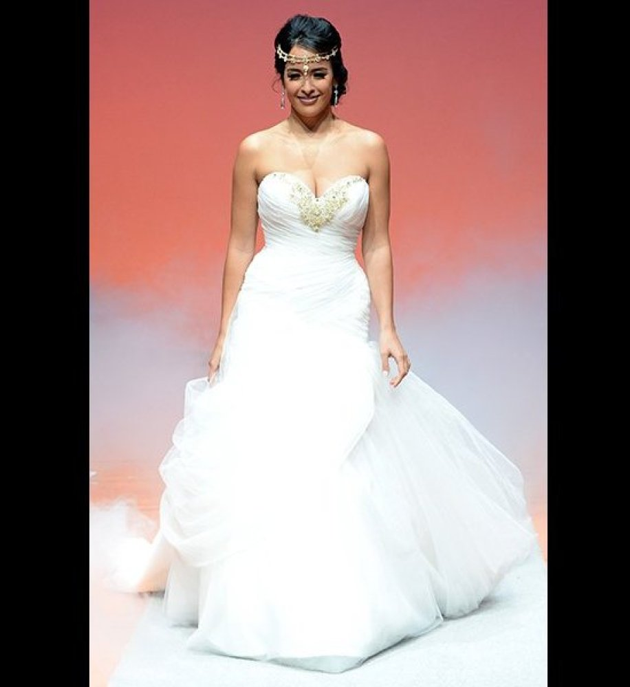 9 wedding gowns inspired b disney themed wedding dresses Jasmine
