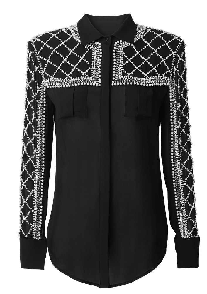 Why the world is going crazy for the balmain x h m collection - La poste rue cler ...