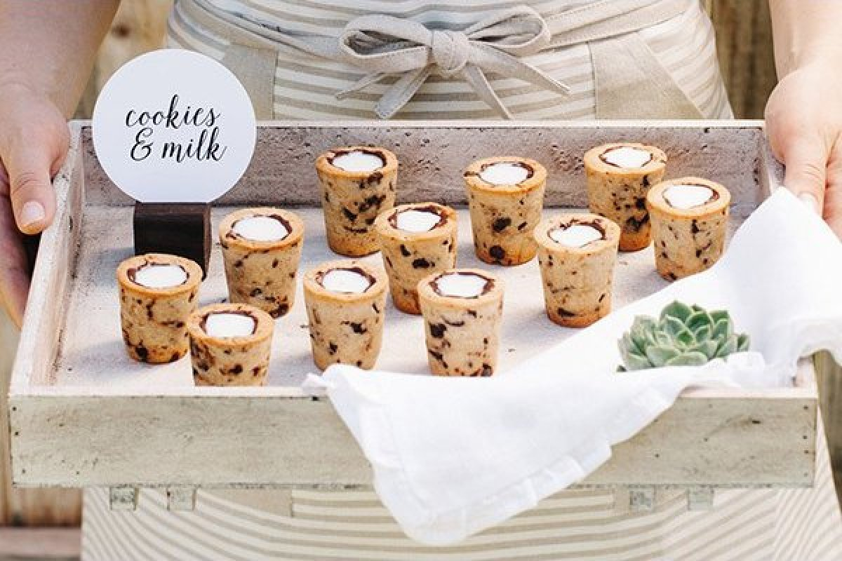 25 Wedding Desserts That Are Far More Exciting Than Cake