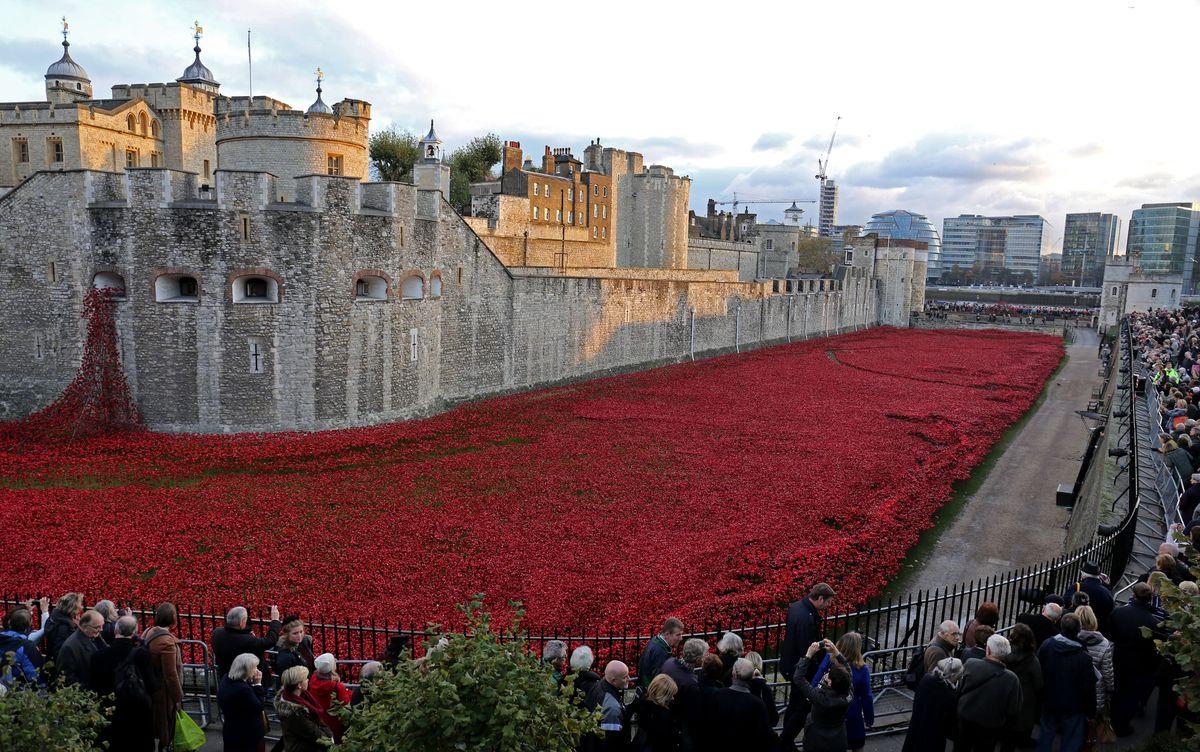 veteran harry leslie smith says the u0027politicised u0027 red poppy is