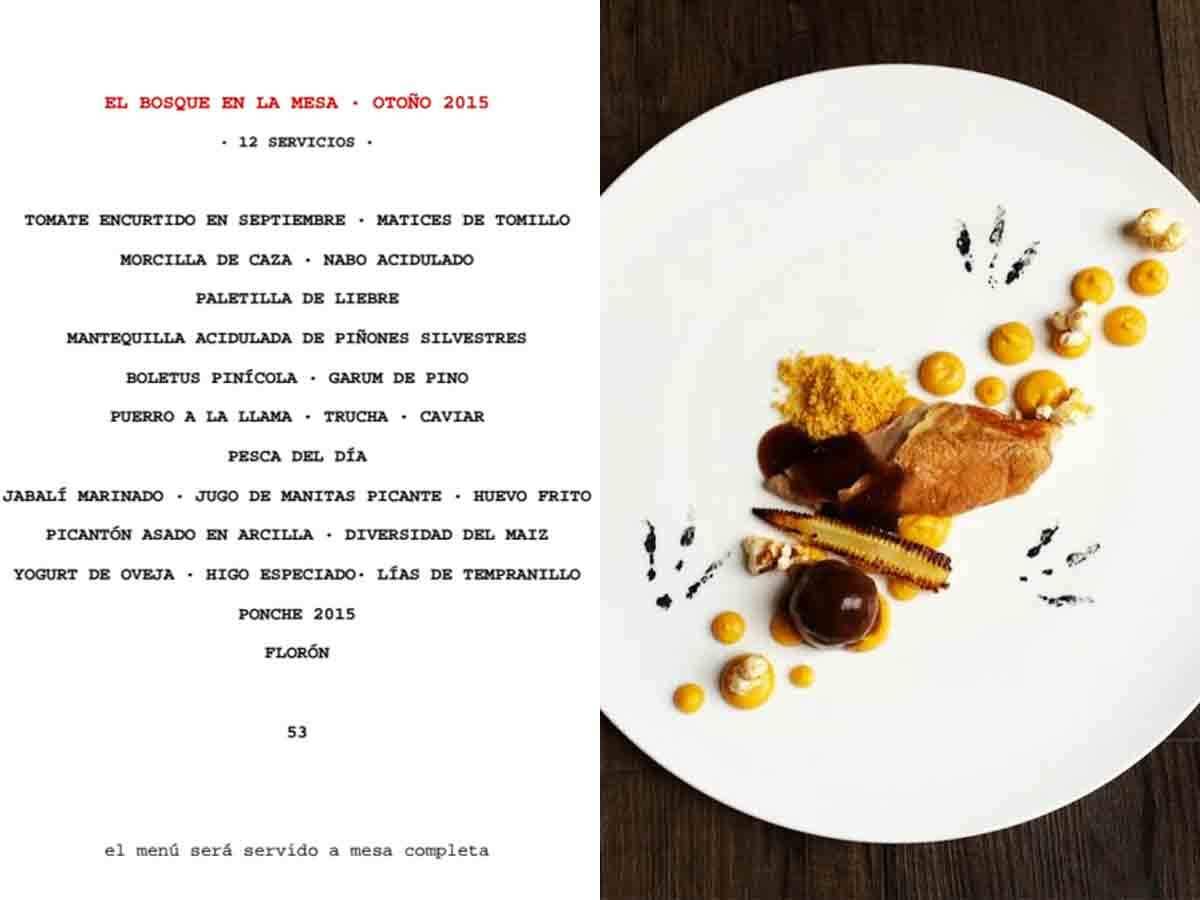 Cu nto cuesta comer en los restaurantes espa oles que - Restaurante villena segovia ...