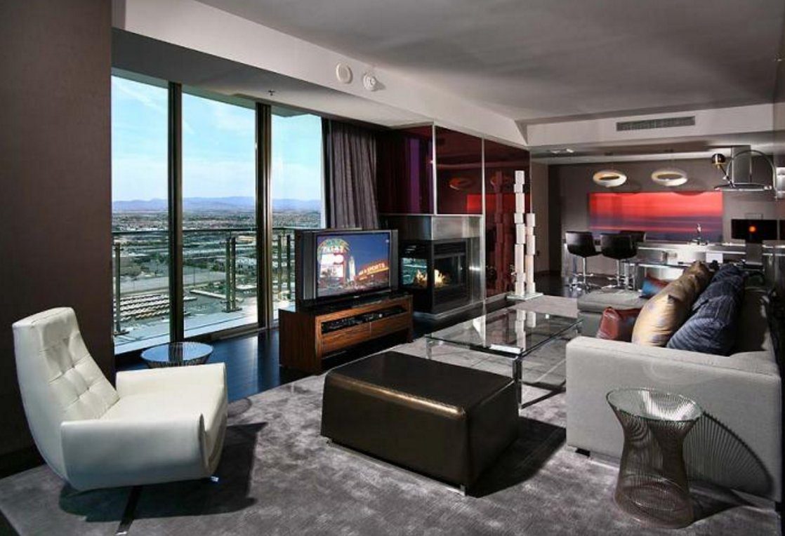 one bedroom suite at palms place how to do las vegas as a huffpost uk 20737