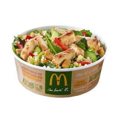 McDonald's Kale Salad Has More Calories Than A Double Big Mac