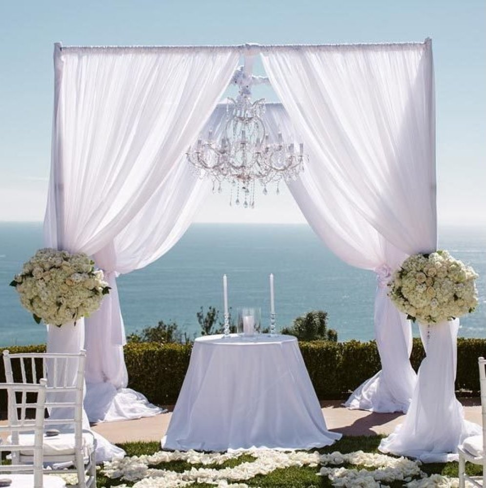 50 Wow Worthy Wedding Ceremony Structures You Ll Want To