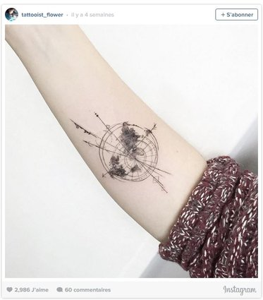une cr me pour effacer les tatouages progresse vers la commercialisation. Black Bedroom Furniture Sets. Home Design Ideas