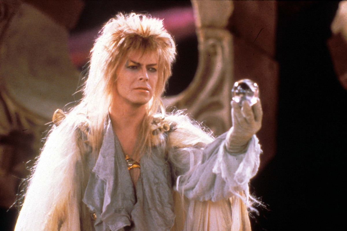 19 Times David Bowie Looked Cooler Than You | HuffPost UK Labyrinth David Bowie