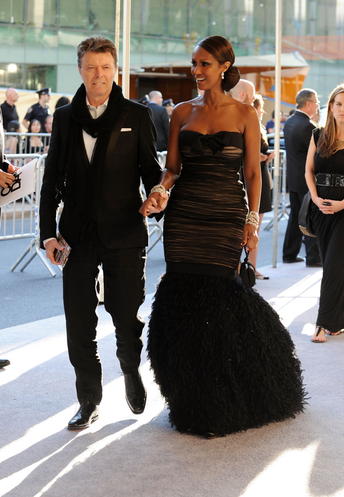 David Bowie And Iman: 13 Photos That Prove They Were The ...