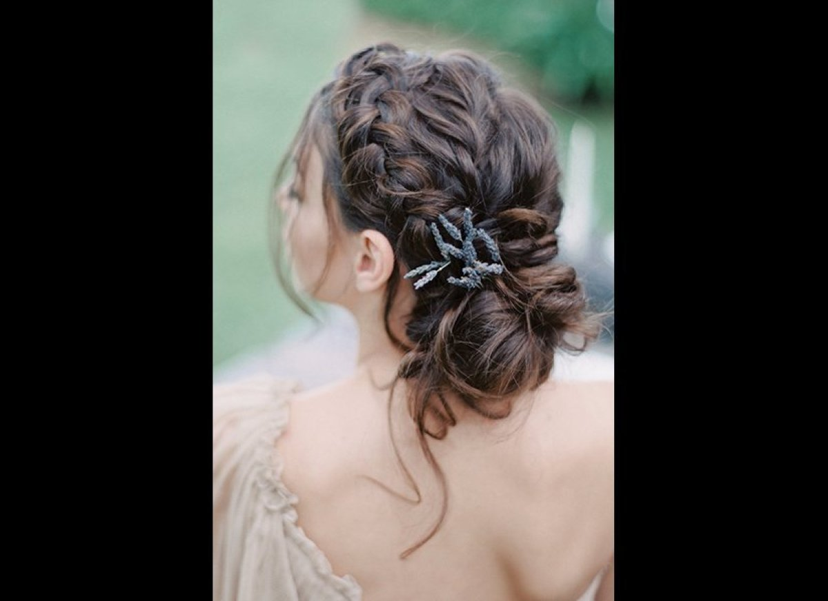 61 Braided Wedding Hairstyles: 25 Braided Bridal Hairstyles Totally Worth Copying