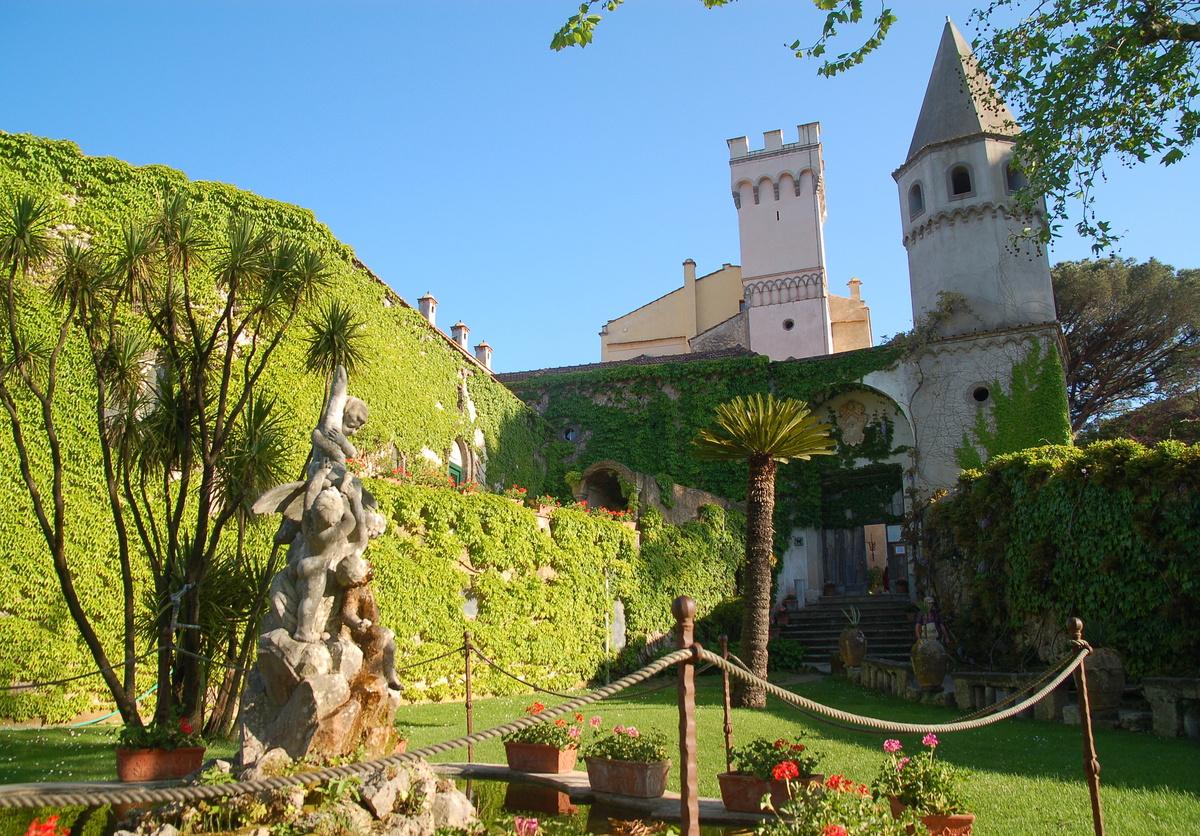 I 45 posti al mondo ideali per una proposta di matrimonio - Giardini di villa cimbrone ...