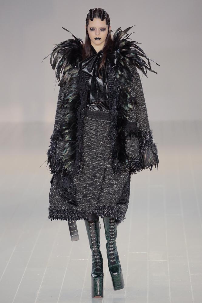 Lady Gaga And Kendall Jenner Close New York Fashion Week ...