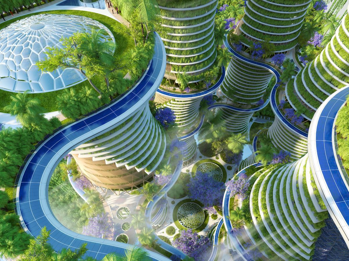 Bienvenue hyp rions l 39 immeuble agritectural du futur for Projet architectural definition