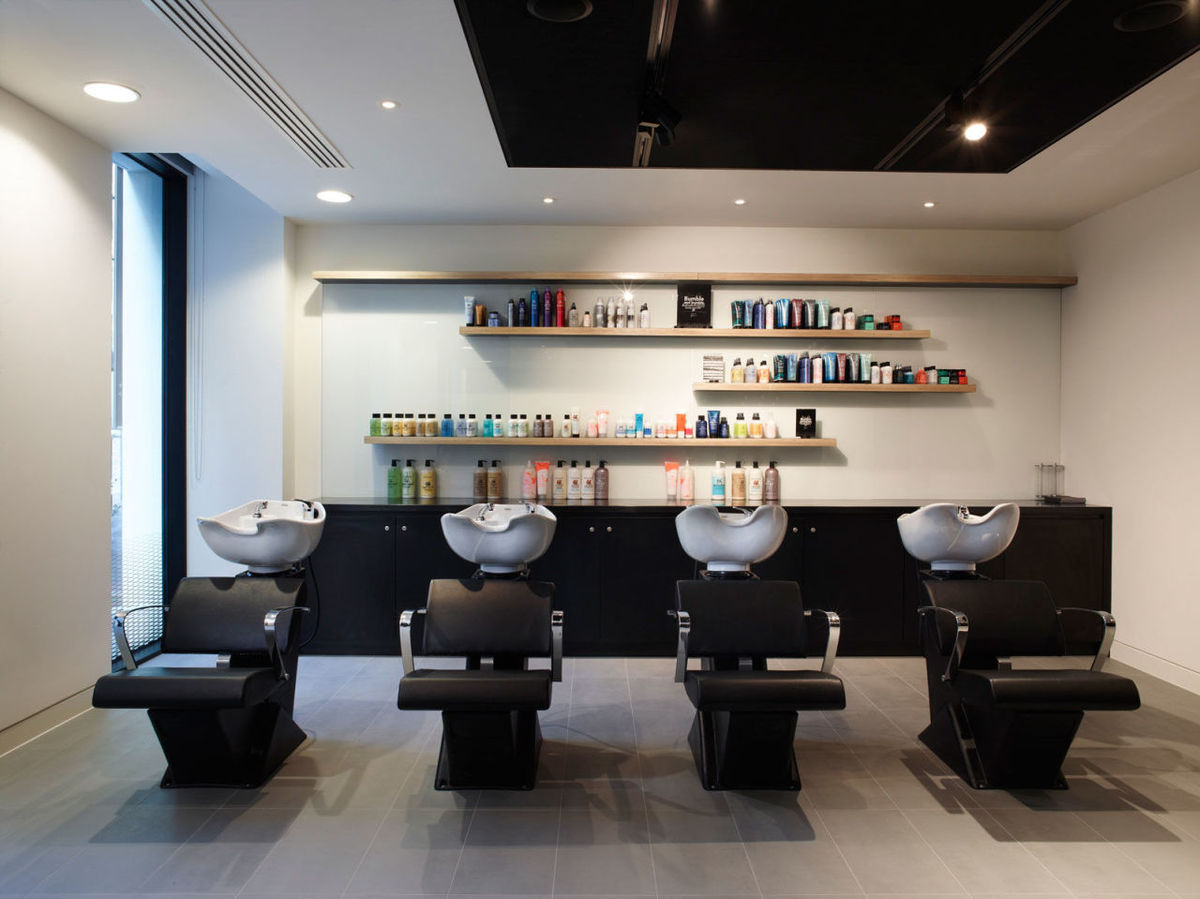 Blue apron office nyc - The Est E Lauder London Office Is A Beauty Lover S Dream