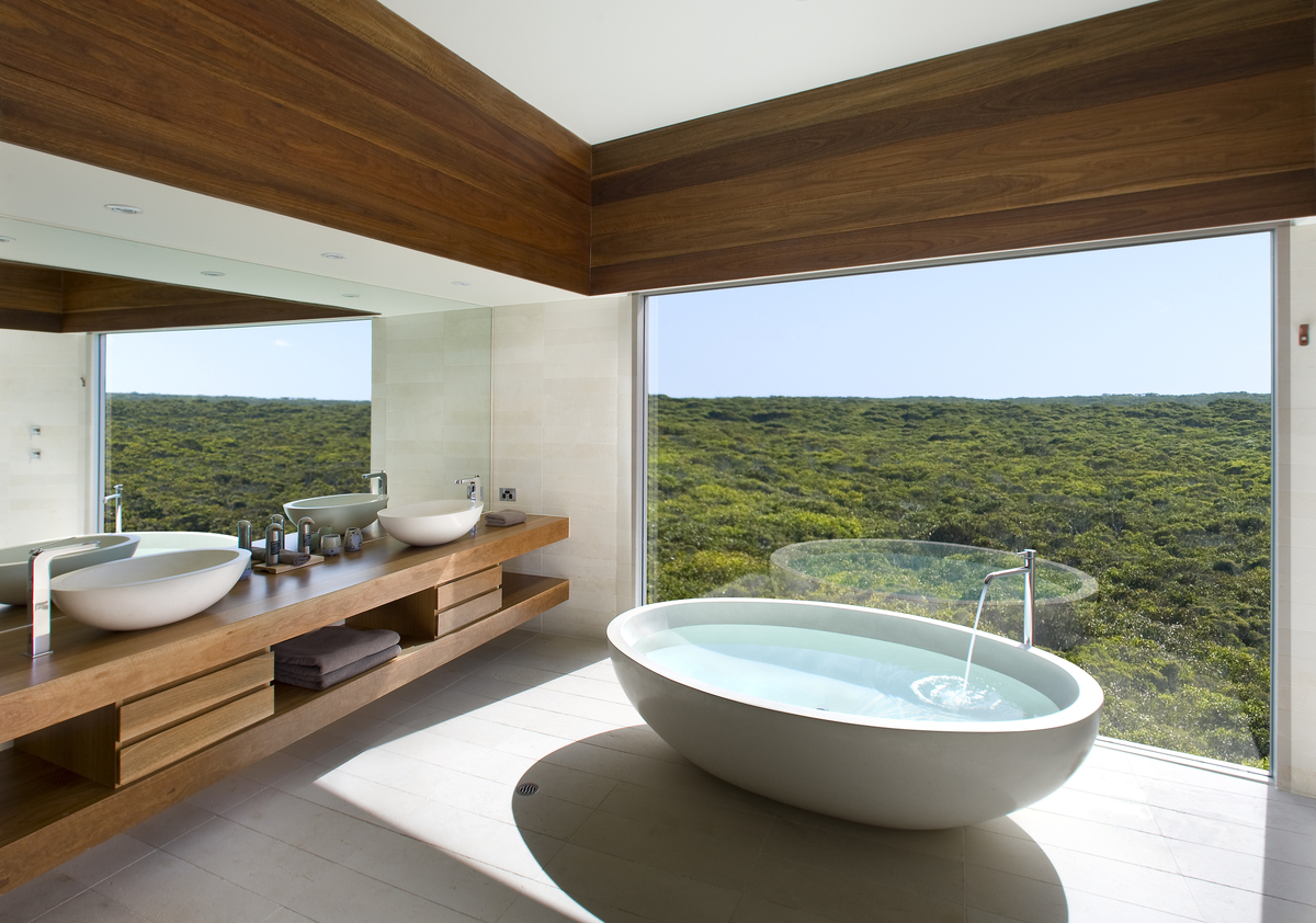 These incredible hotel bathrooms will leave you with for Amazing luxury hotels
