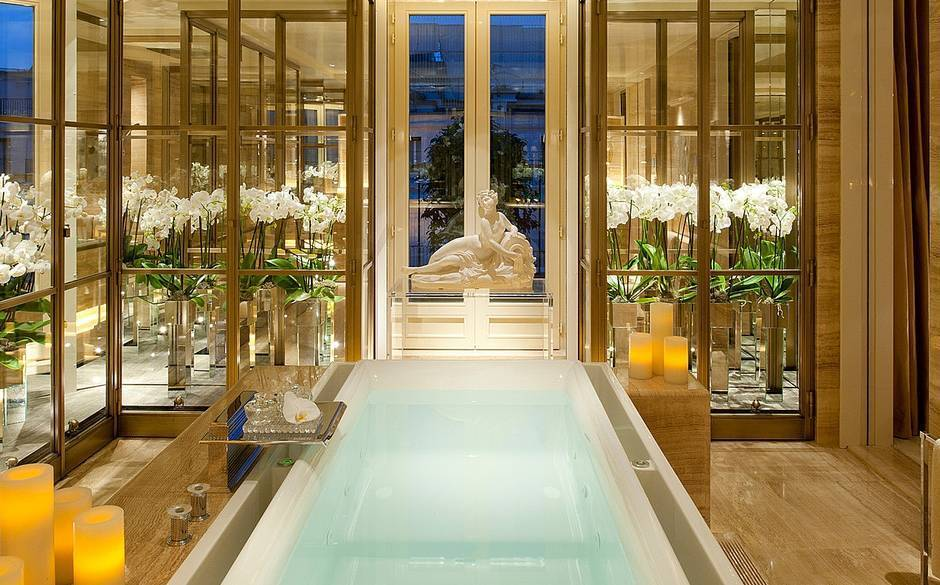 Luxury Bathrooms In Hotels the world's largest hotel is coming -- & it has 10,000 rooms
