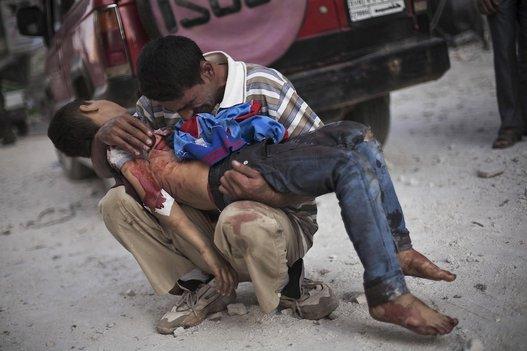 [VIDEO] Dos atentados en la costa de Siria dejan casi 150 muertos