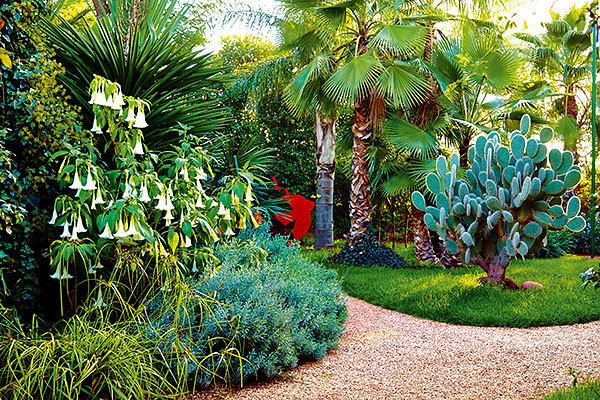 Anima le nouveau jardin fantaisiste de marrakech a for Jardin ouvert 2016