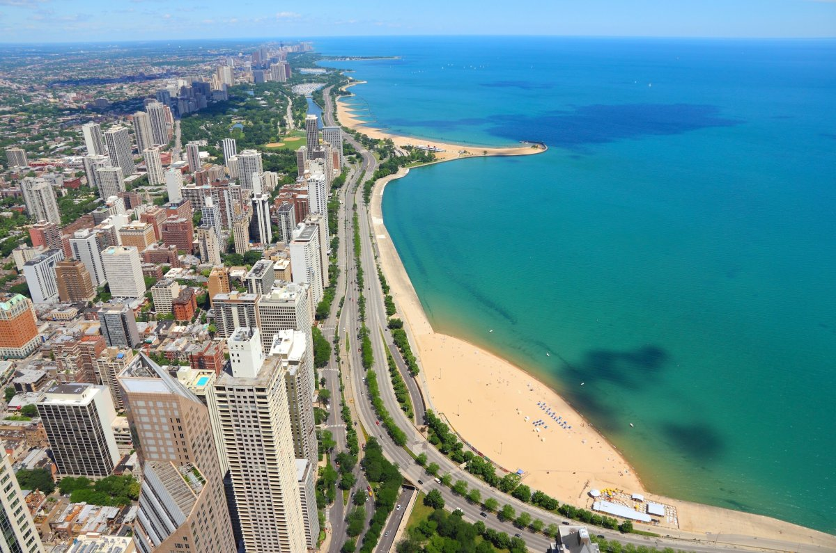 Best Beaches Near Chicago