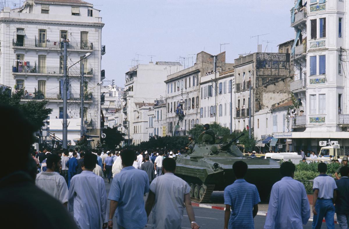 5 octobre 1988 : l'Algérie fait sa seconde révolution