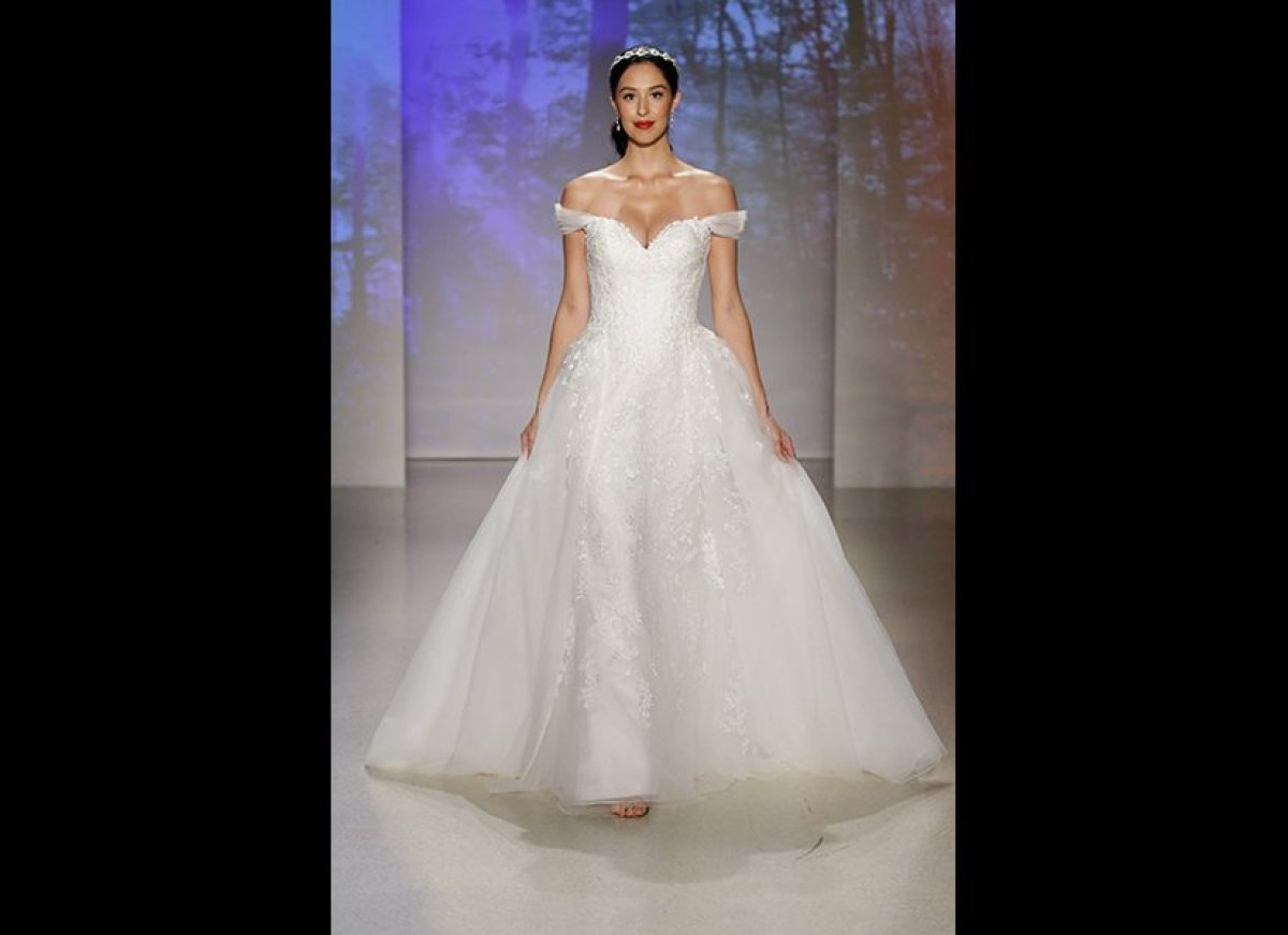 50+ Beautiful New Wedding Dresses For Every Type Of Bride   HuffPost