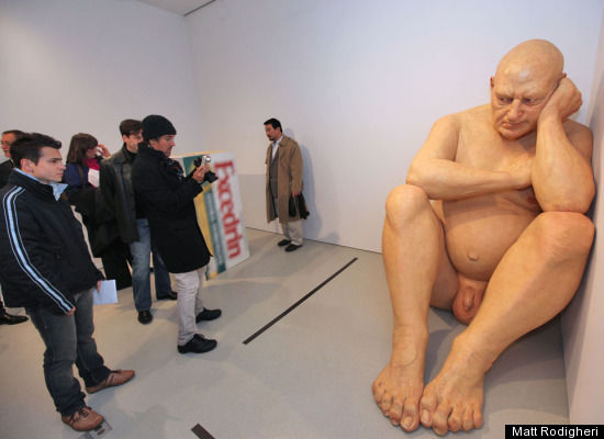 """Shaq Curates Art Show: """"Size DOES Matter"""" Exhibition A Hit"""