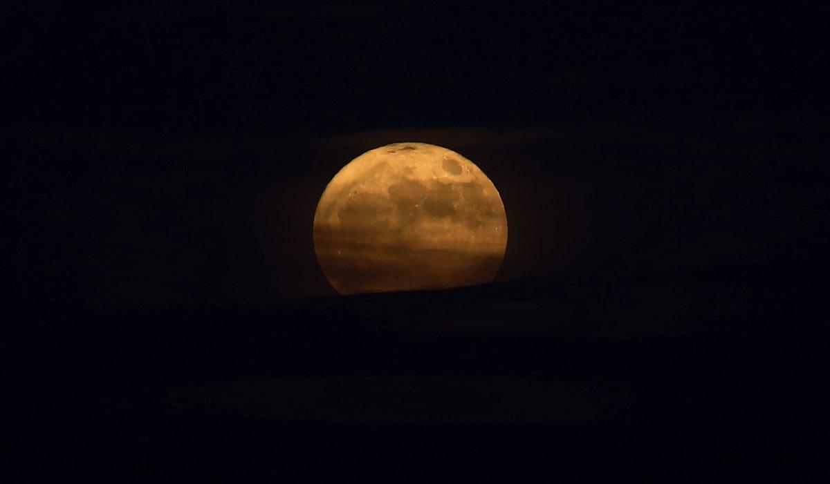 Superluna fotos belleza saludable