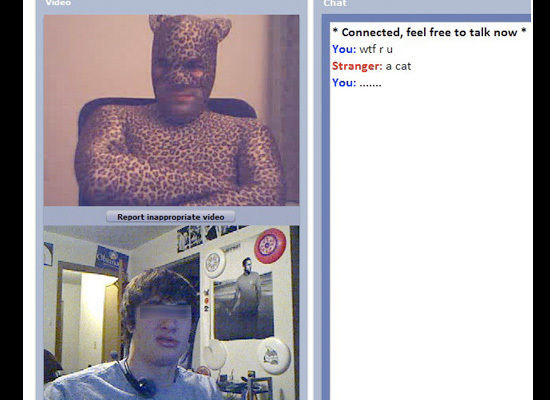 Funny Chatroulette Screenshots: The CRAZIEST Chatroulette Pictures (NSFW,