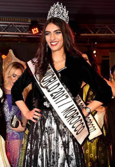 شيماء العربي ملكة جمال المغرب 2016 Welovebuzz عربية