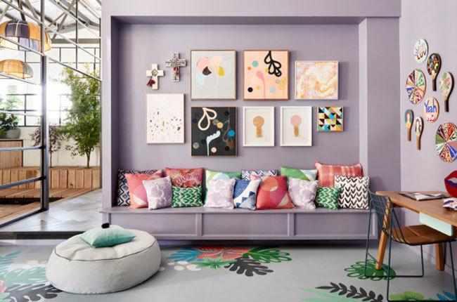 D co la couleur fait salon - Combien de couleur dans un salon ...