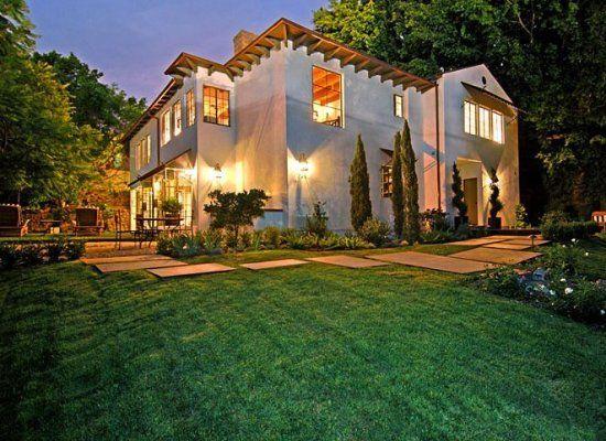 James Franco house in Palo Alto, California