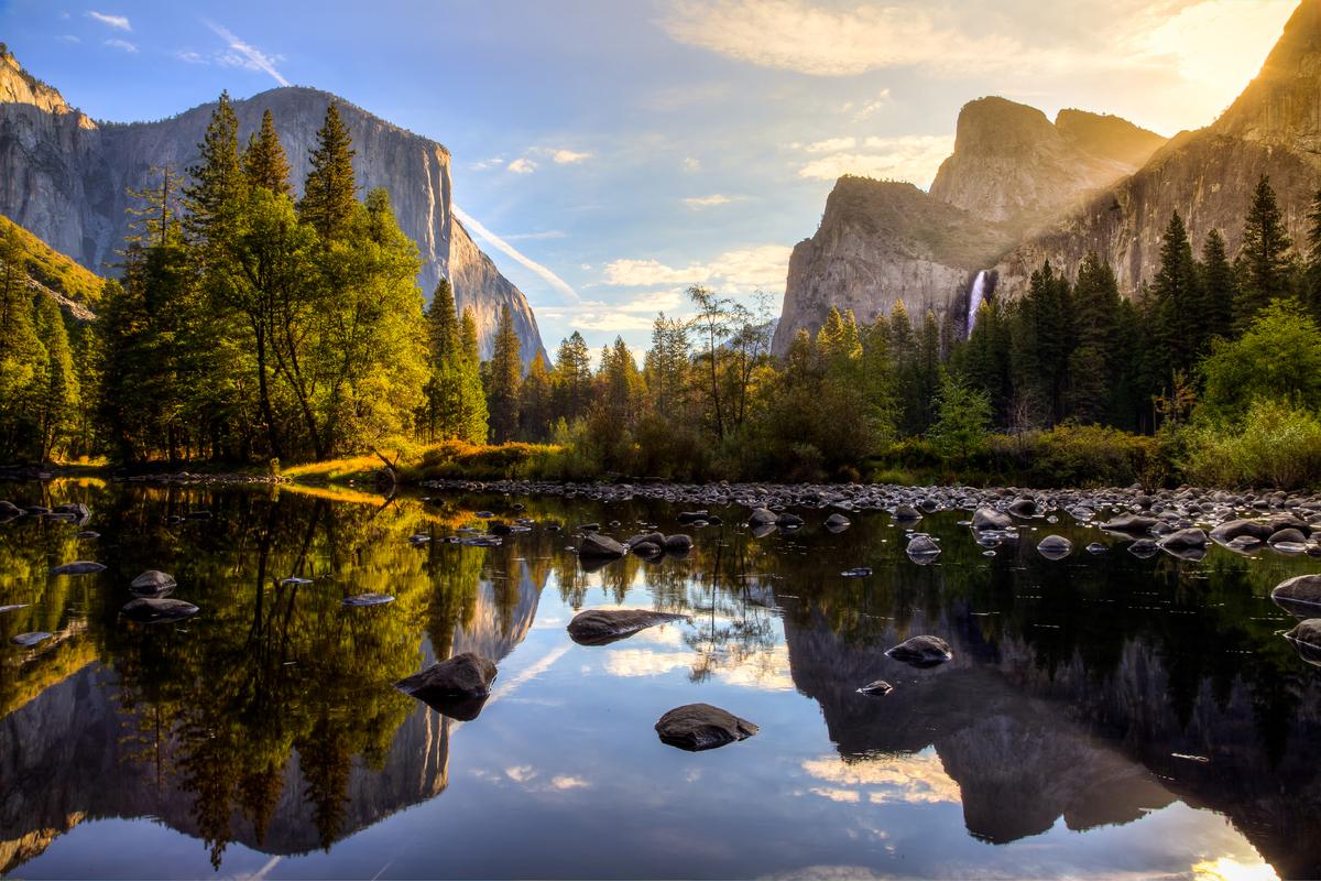 Εθνικά Πάρκα Αμερικής και Καναδά