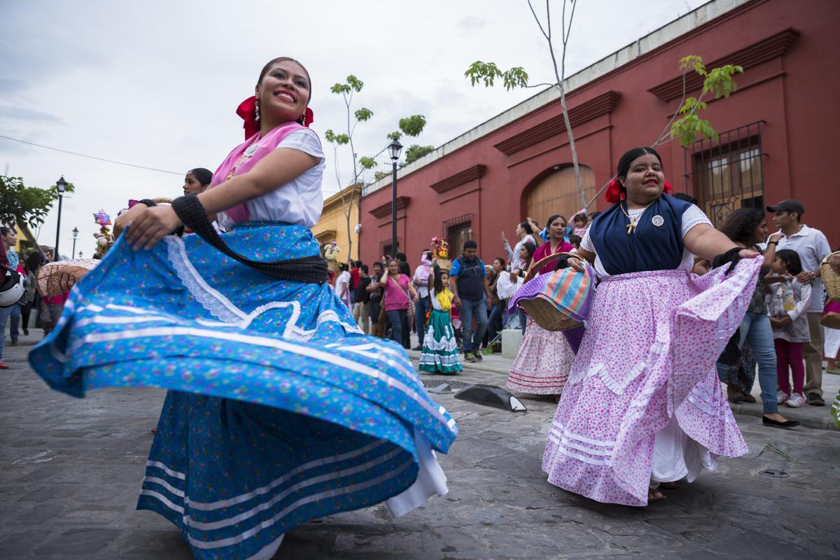 Οαχάκα, Μεξικό