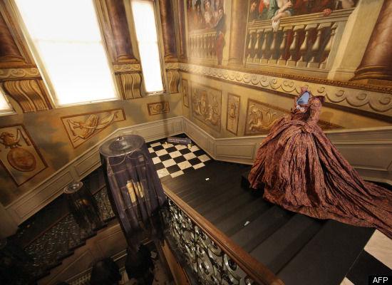 Kensington Palace Turns Into The Enchanted Palace Photos