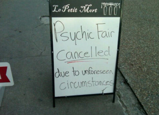 The Most Ironic Signs Of All Time (PHOTOS)