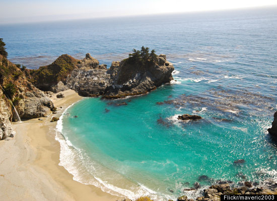The most beautiful beaches photos for Pretty beaches in california
