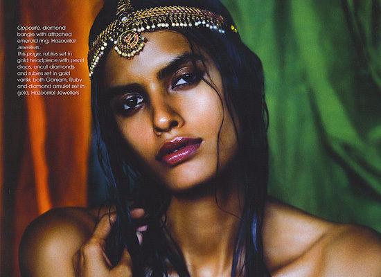 Indian Women Lead Next Model Wave