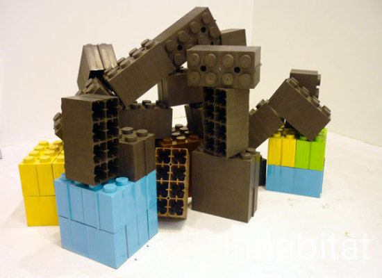 Design and Build Your Own Furniture out of Legos