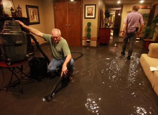 Cumberland River Nashville TN flooding