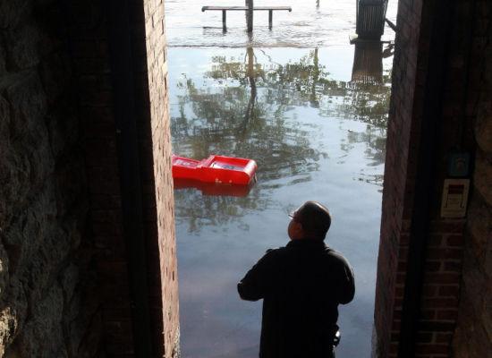 Cumberland River Nashville TN flooding2