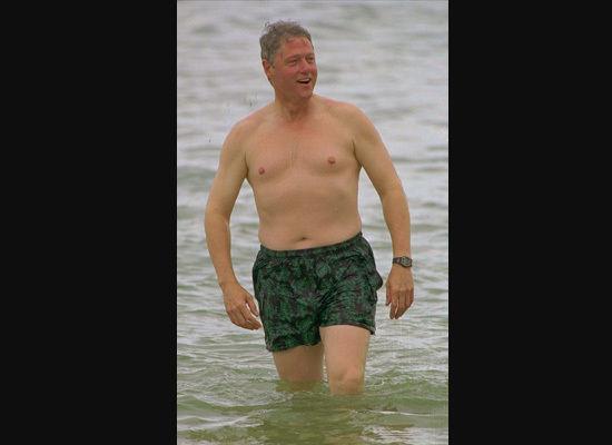 Other Shirtless Presidents Slideshow