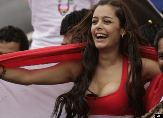Model to streak if Paraguay wins World Cup - NY Daily News