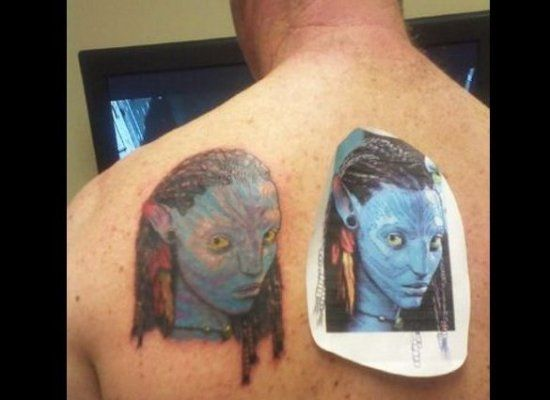 The 19 Most Regrettable Pop Culture Tattoos Lol Rage3d