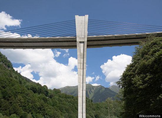 [组图] Stunning:桥梁堪称奇迹 转载令人震惊(10P) - 路人@行者 - 路人@行者