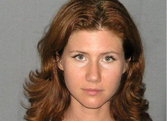 Russen-Spionin Anna Chapman nackt im -