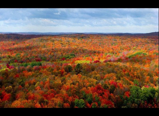 Dead Man's Hill, Michigan