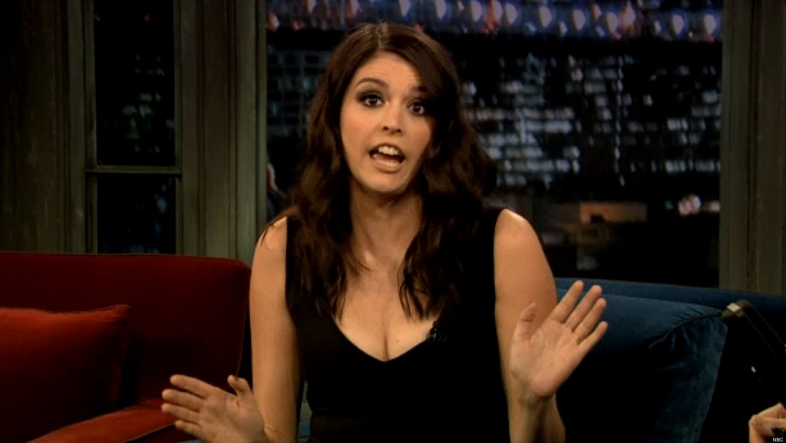 cecily strong correspondents dinner speech